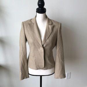 BcbgMaxAzria Wool Blazer